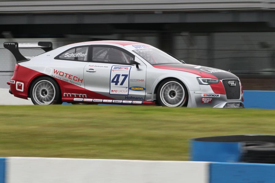 Superstars Donington: Thomas Schoeffler sesto in Gara 1