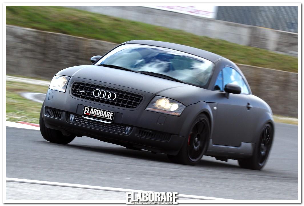 Audi TT MK1 da 320 cv