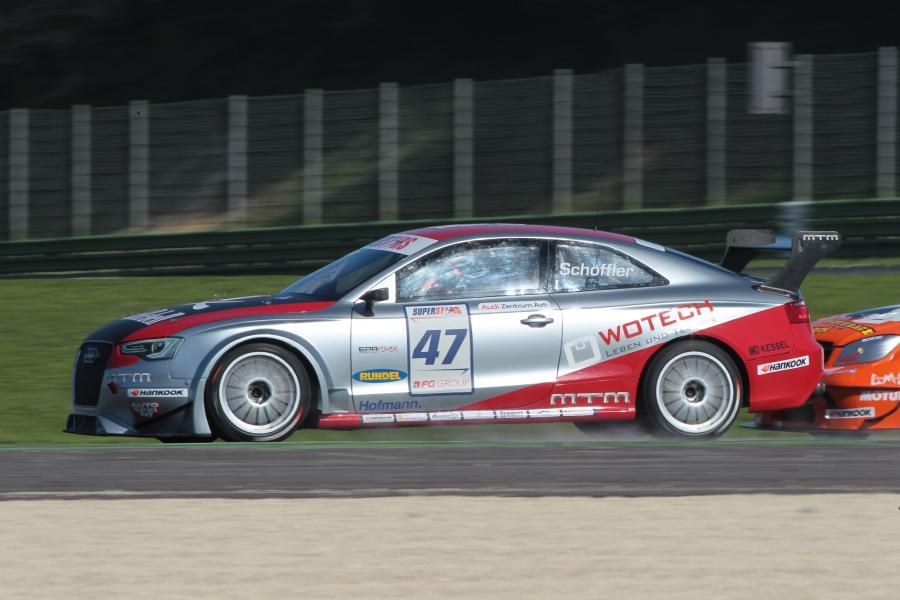 Superstars Vallelunga: Thomas Schoeffler
