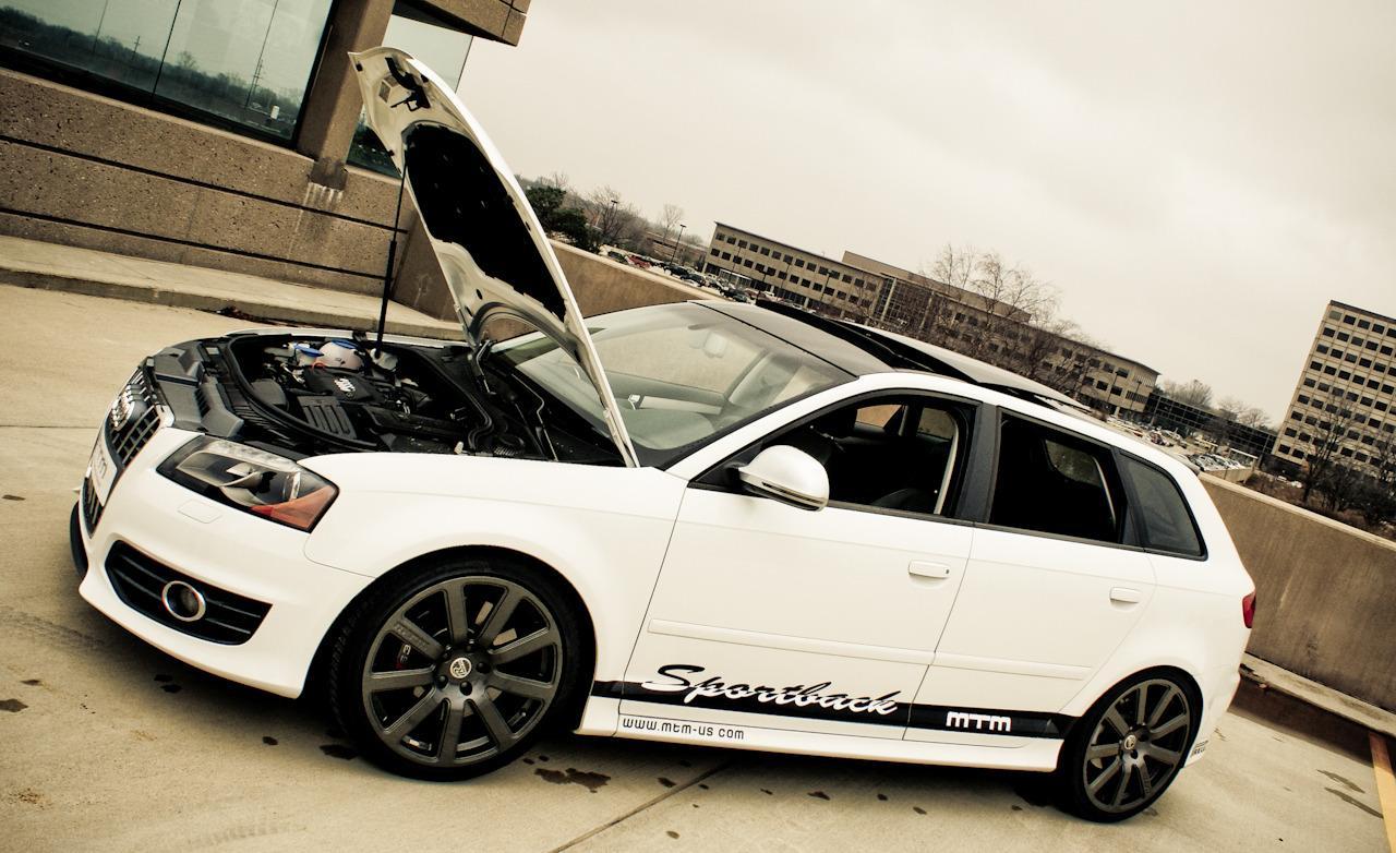 Audi S3 Sportback 8V 2,0 TFSI 300 CV