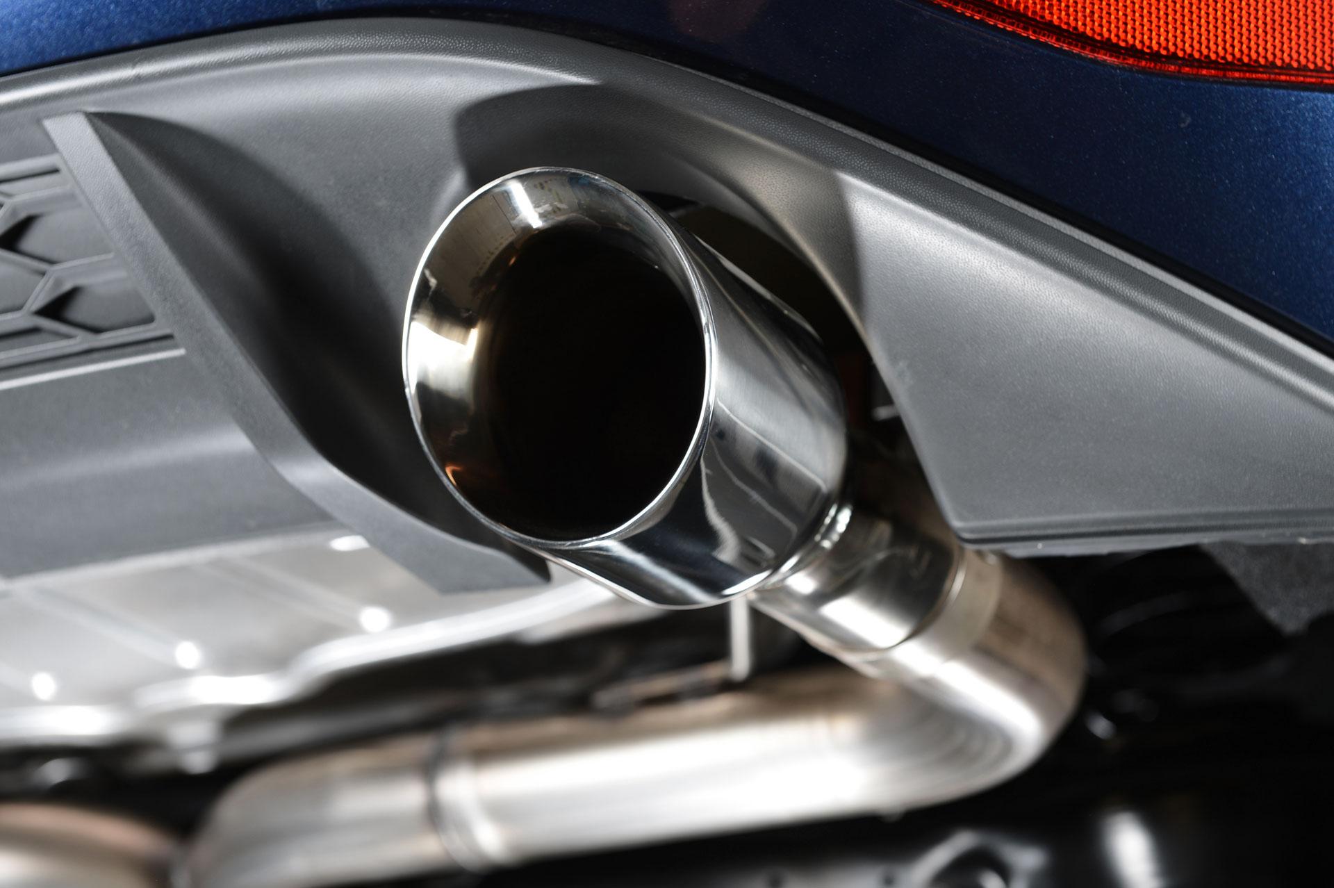 Scarichi Milltek Nuova Golf GTI MK7