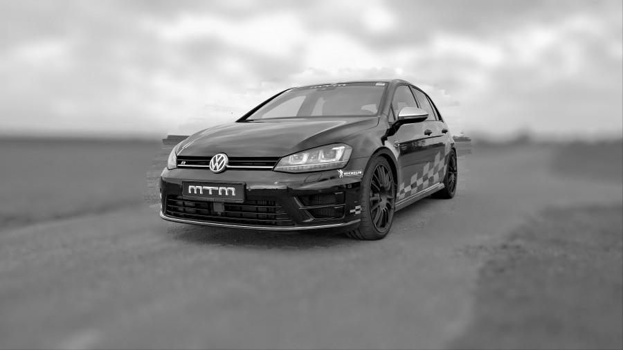 Volkswagen Golf 7 R 4Motion da 360 Cv