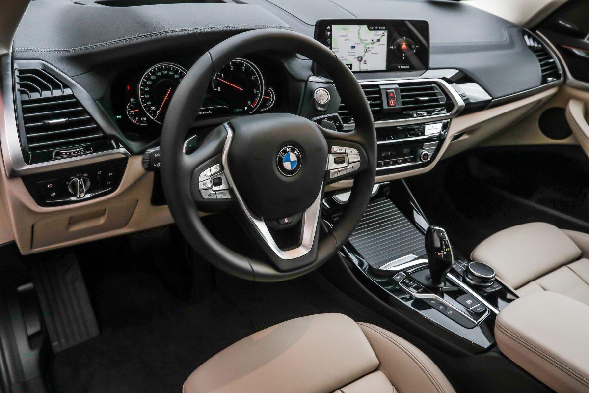 Interni BMW X3