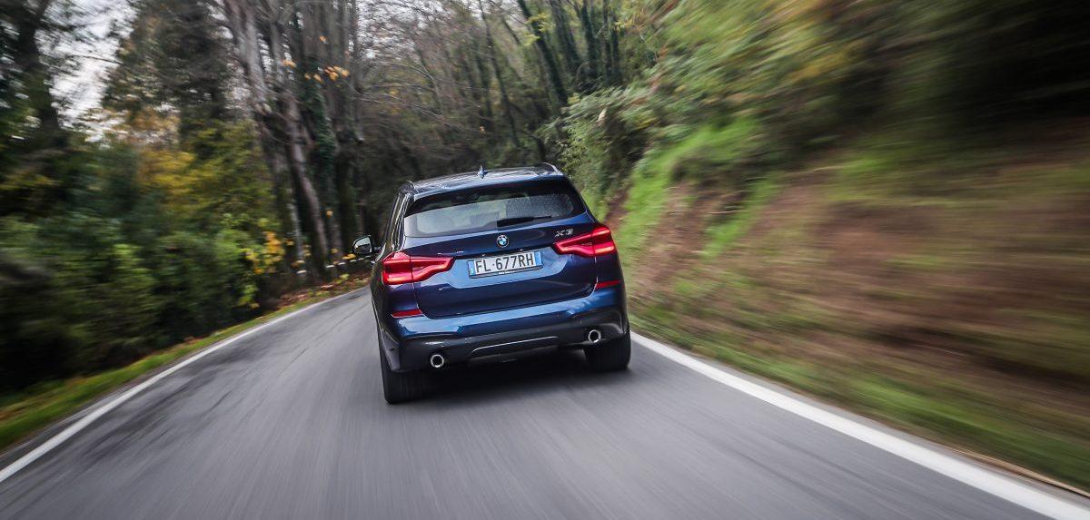 Posteriore BMW X3