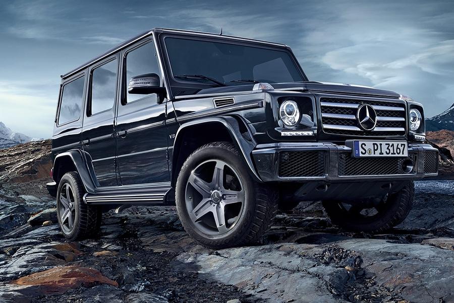 Mercedes Serie G