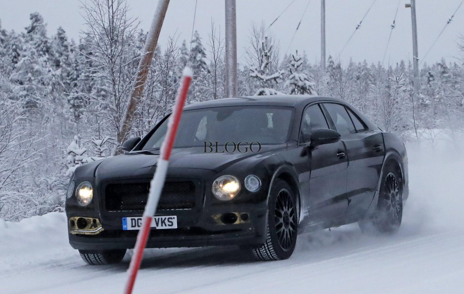 Bentley Flying Spur 2018