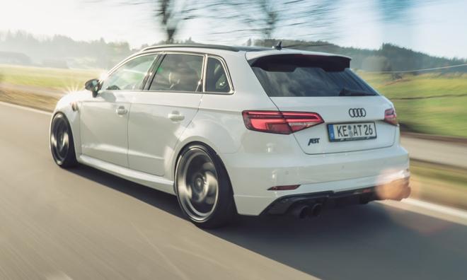 Audi RS3 Sportback: il tuning di ABT Sportsline