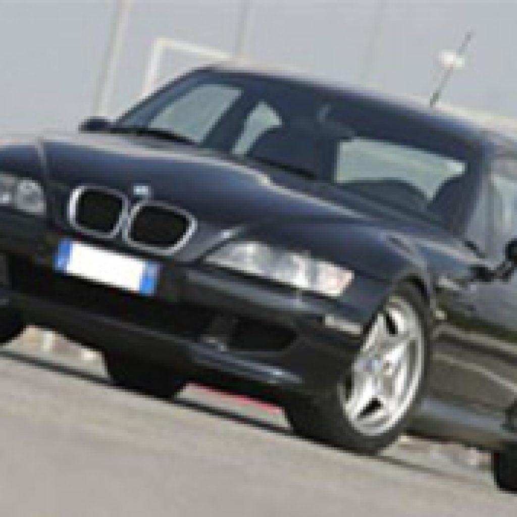 Bmw Z3 M Roadster: Motorsport Sulla BMW Z3 M Coupè