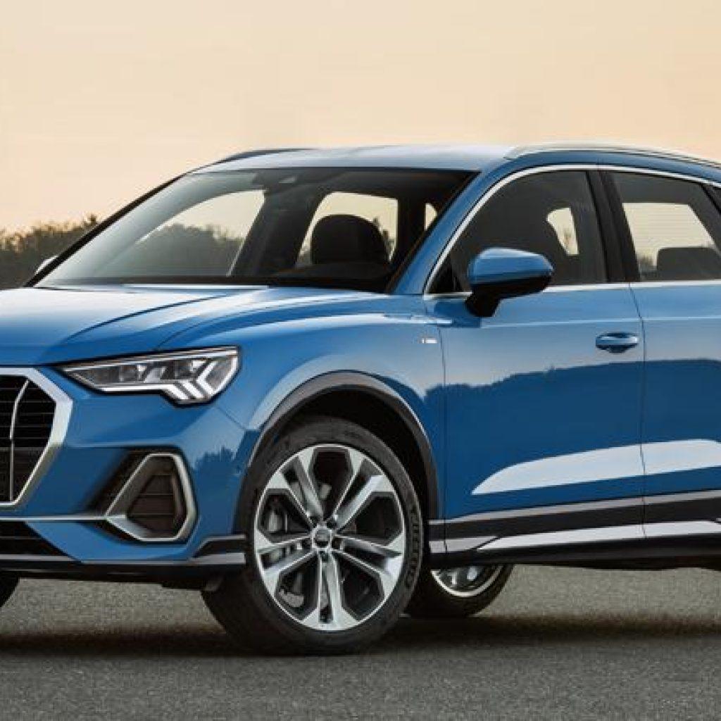 Nuova Audi Q3: Ecco L'anteprima Del Nuovo SUV