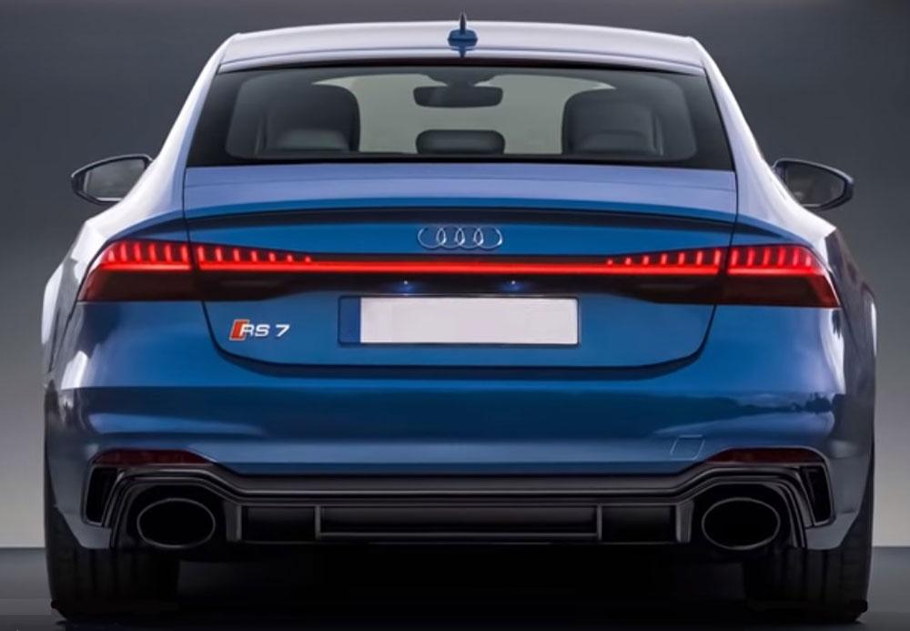 Novita Audi 2019 Motori Porsche Per Le Sportivissime Rs6 E Rs7